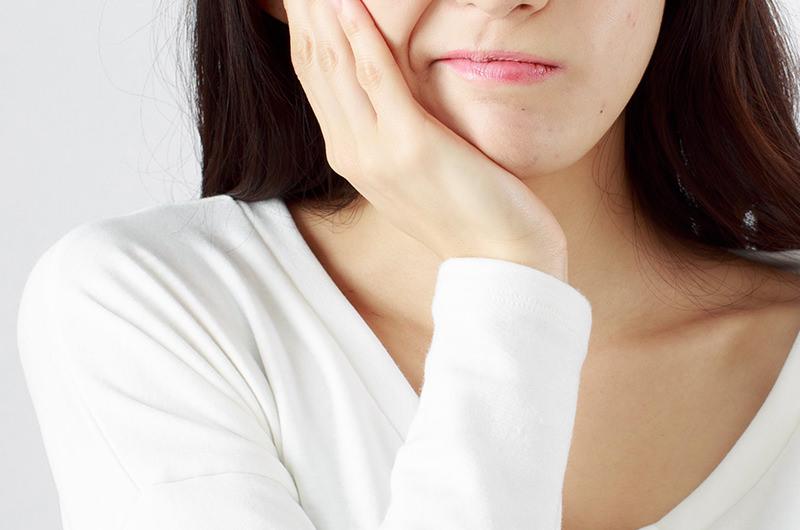 虫歯が自然に治ることはありません